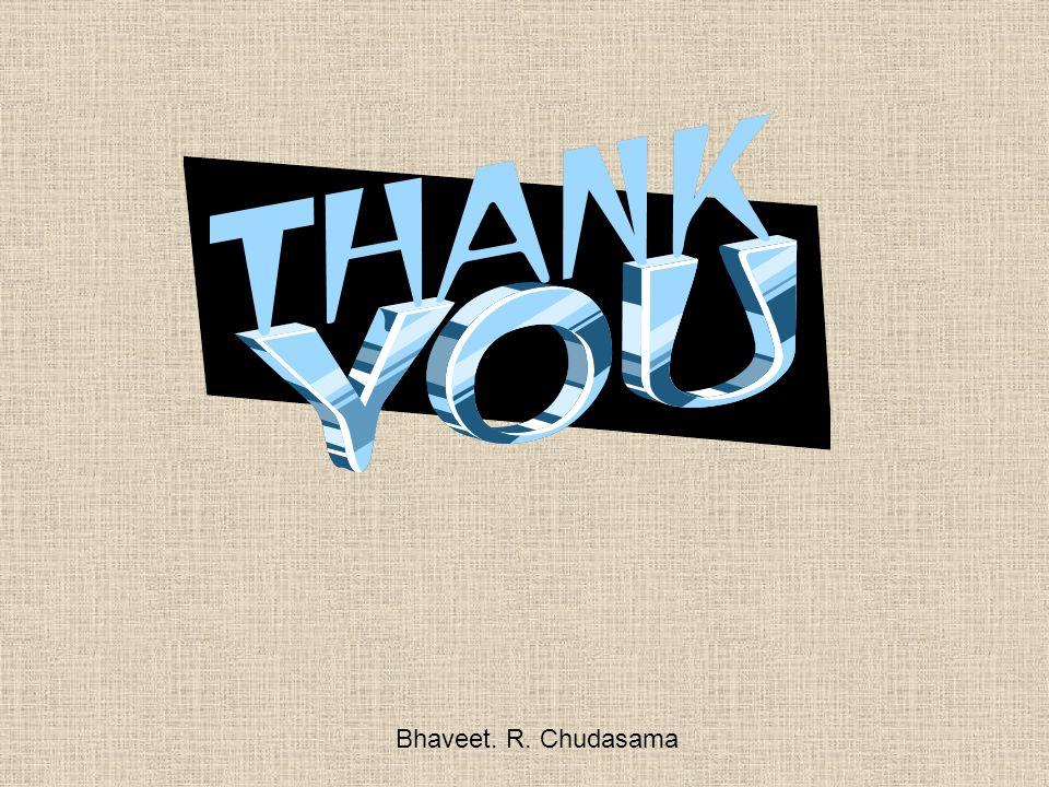 Bhaveet. R. Chudasama