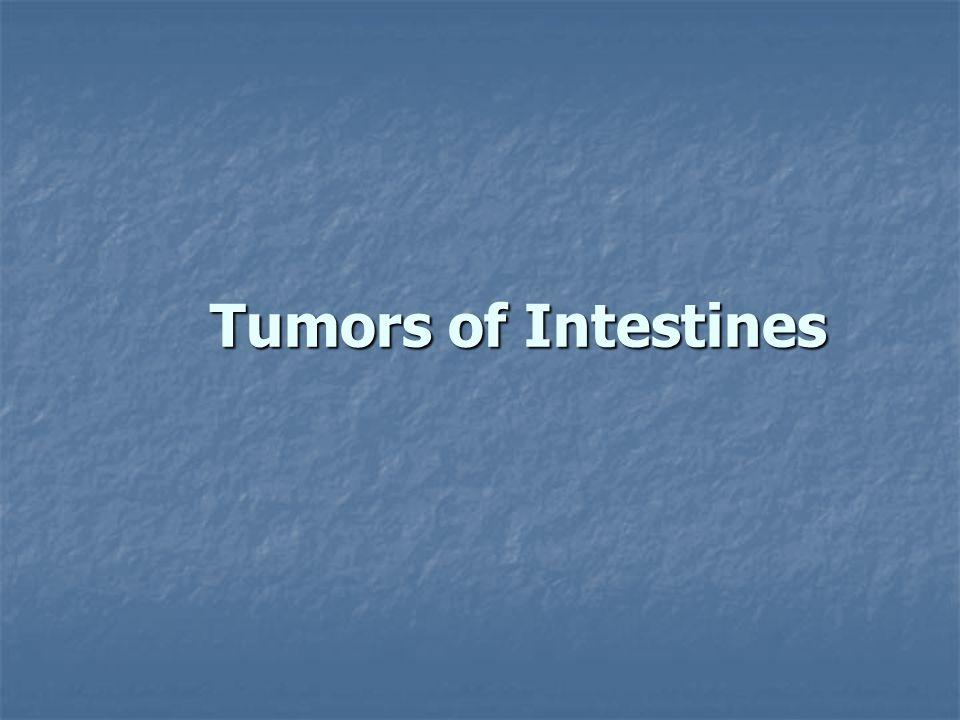 Tumors of Intestines