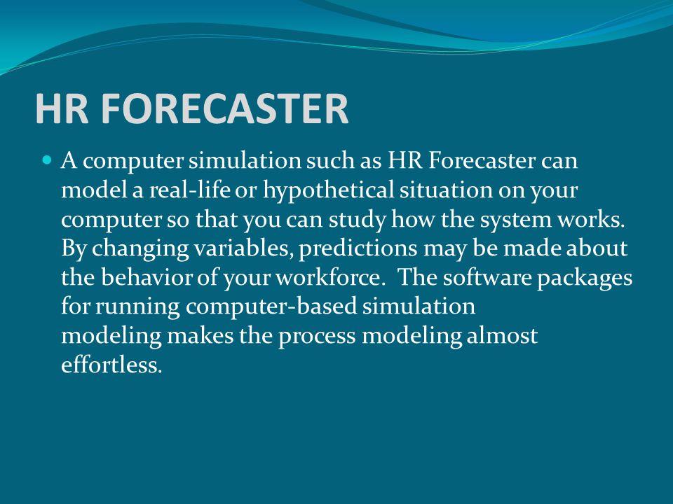 HR FORECASTER
