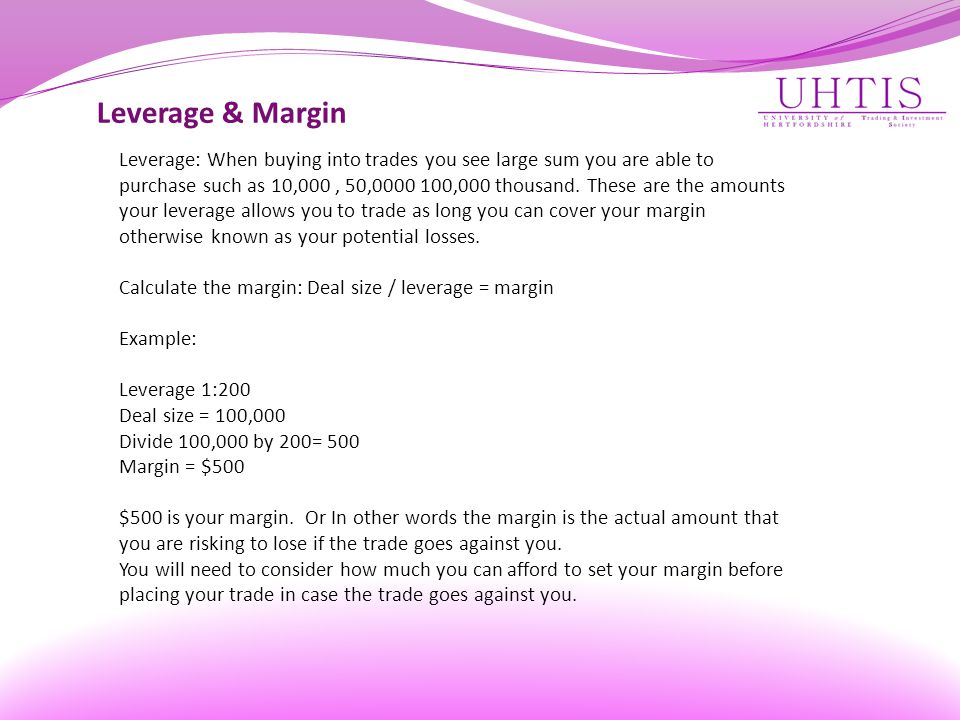 Leverage & Margin