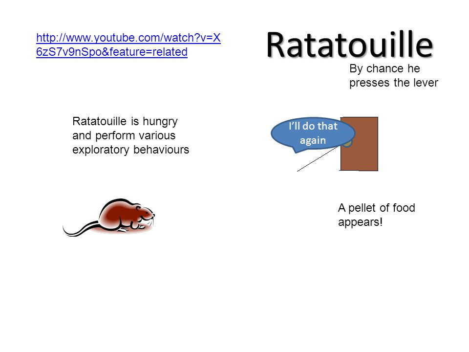 Ratatouille http://www.youtube.com/watch v=X6zS7v9nSpo&feature=related