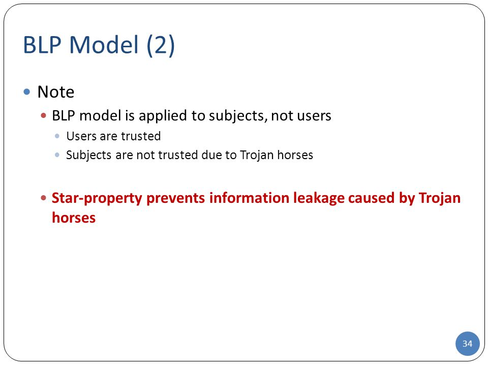 BLP Model (2) Note BLP model is applied to subjects, not users