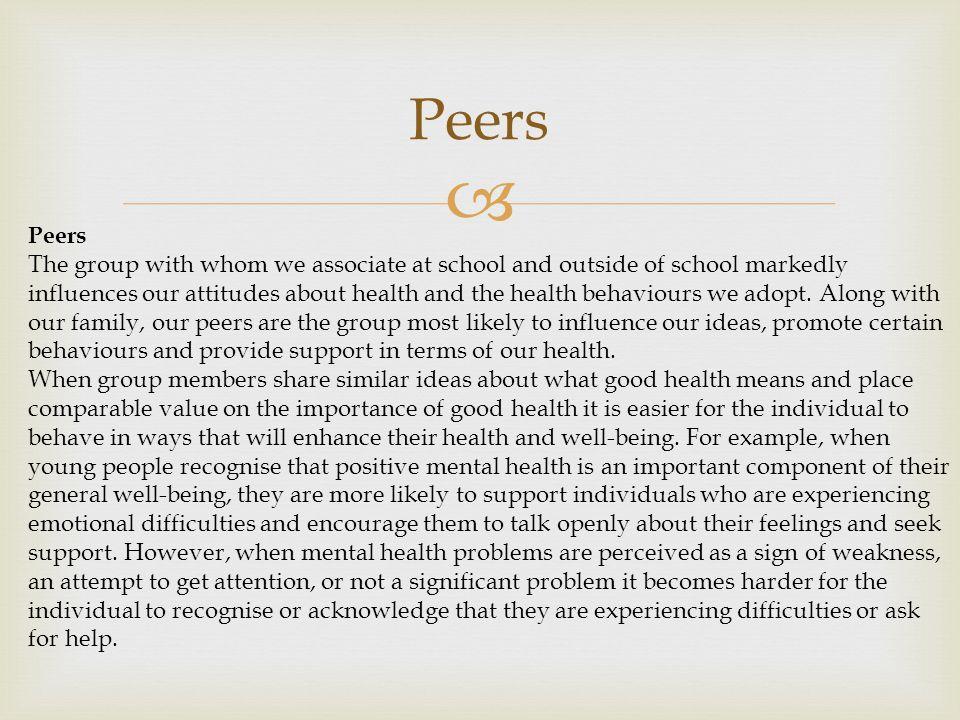 Peers Peers.