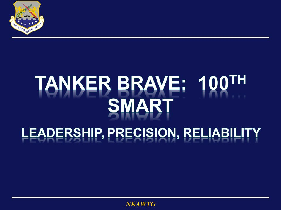 LEADERSHIP, Precision, reliability