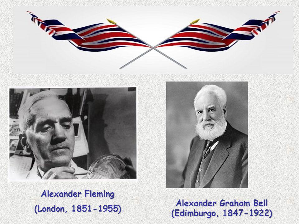 Alexander Graham Bell (Edimburgo, 1847-1922)