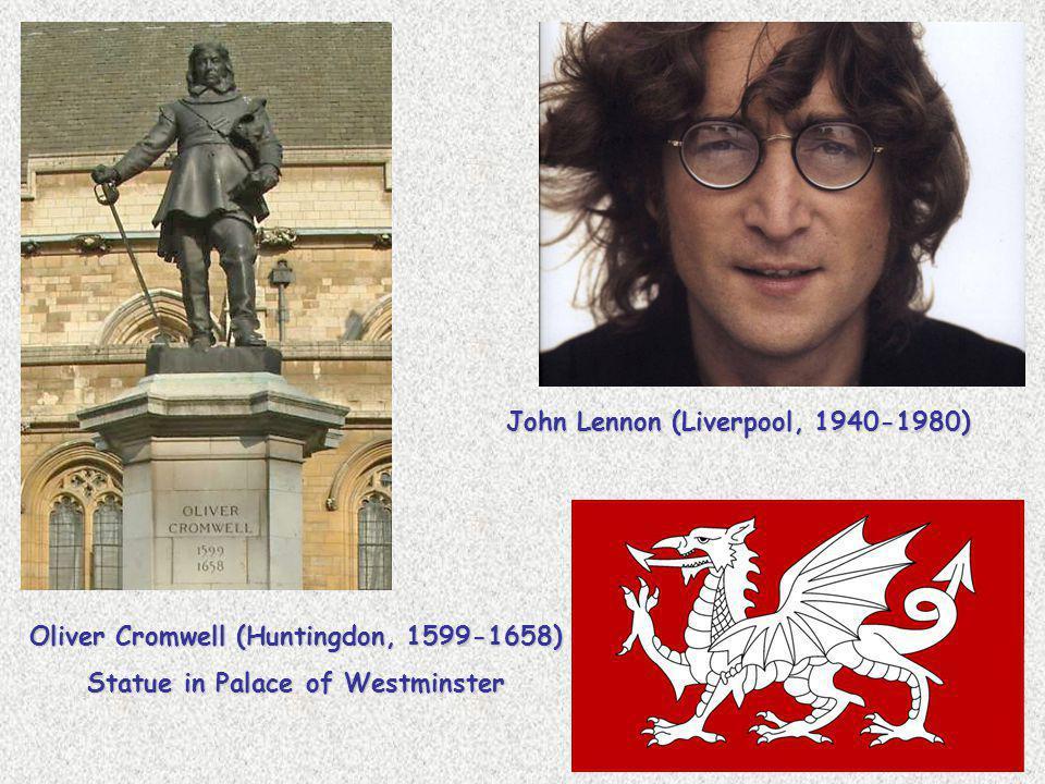 John Lennon (Liverpool, 1940-1980)