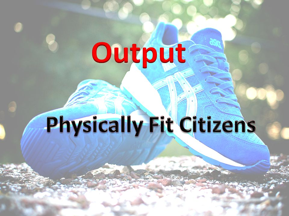Physically Fit Citizens
