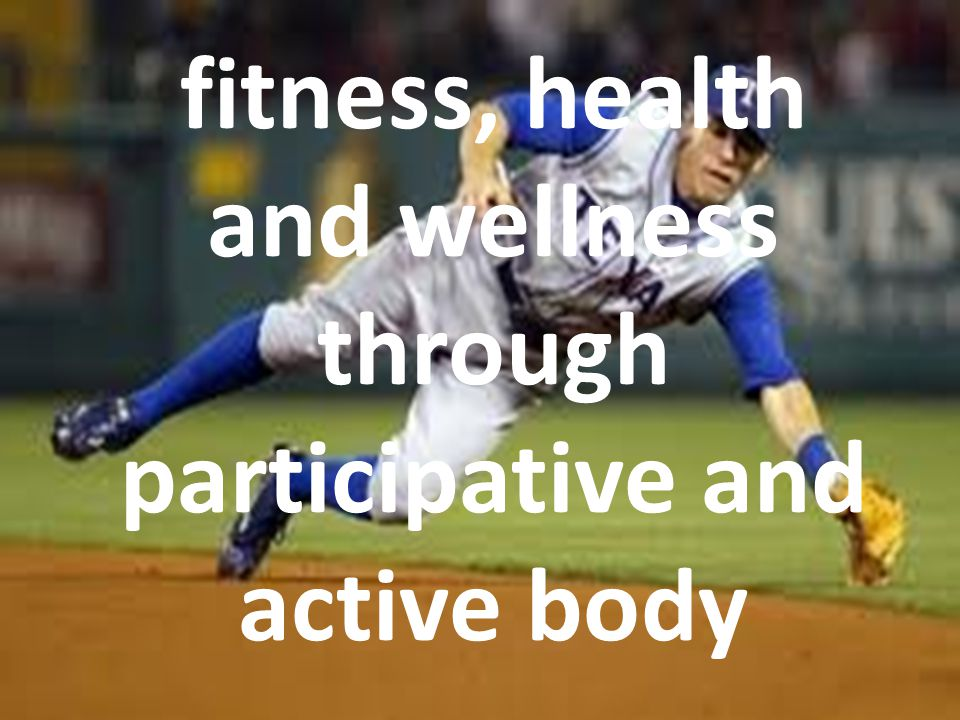 through participative and active body