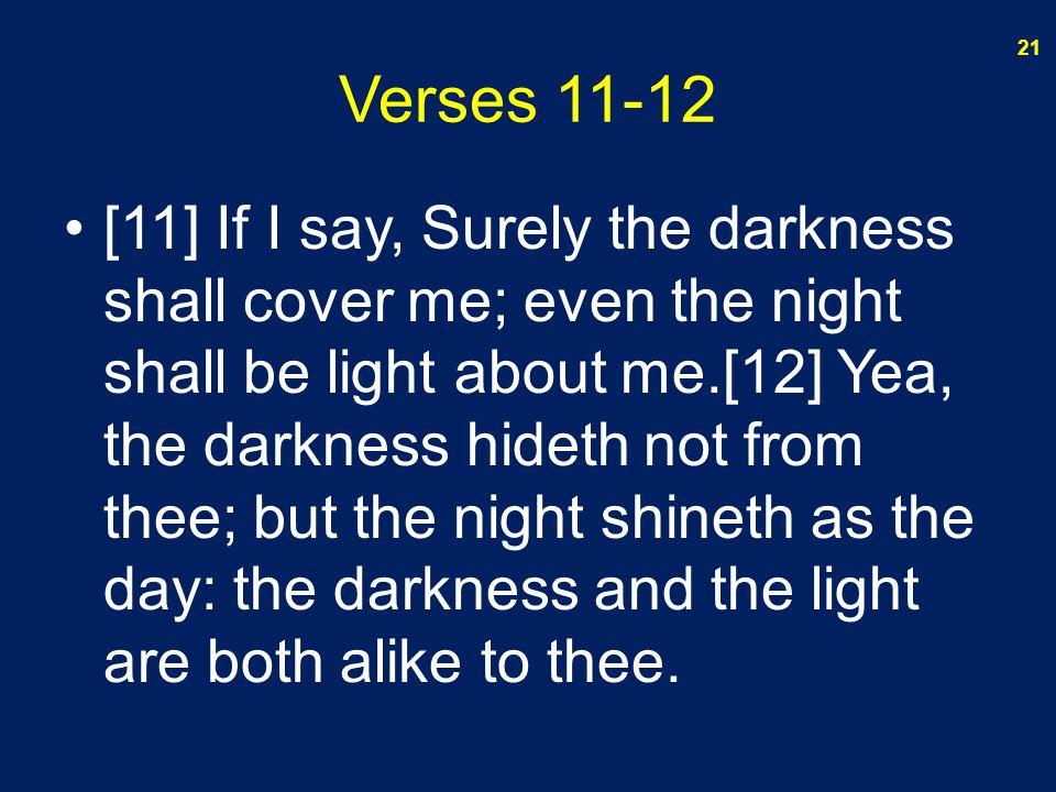 Verses 11-12
