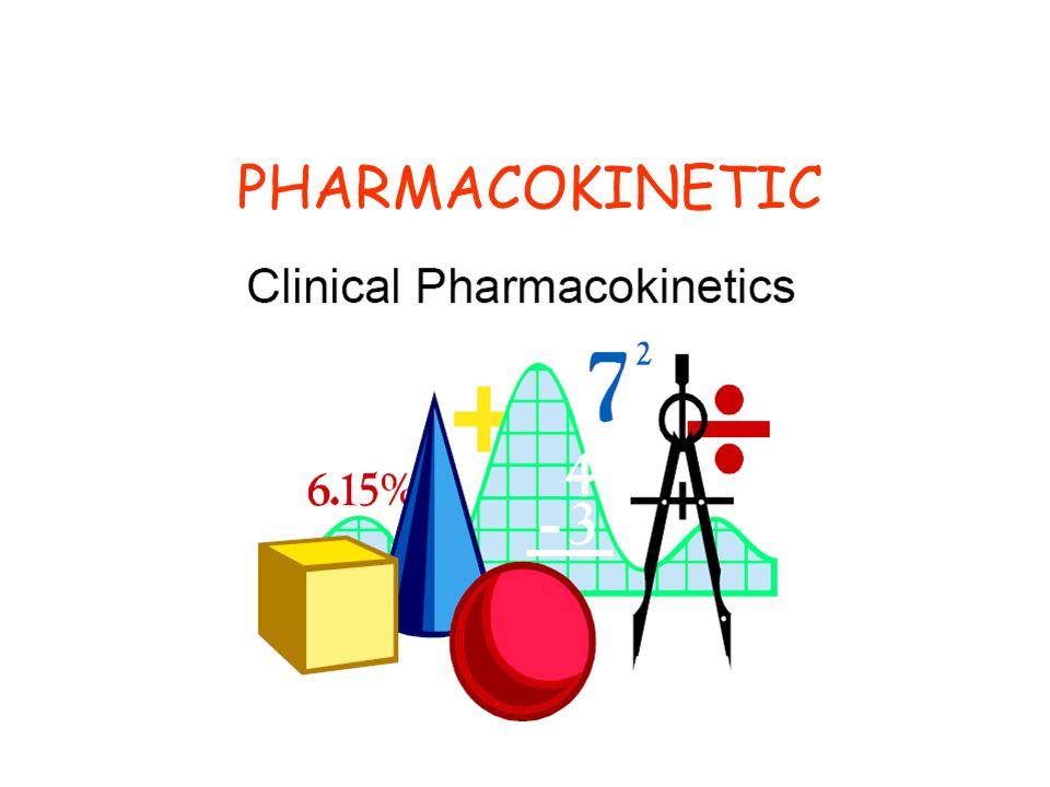 PHARMACOKINETIC
