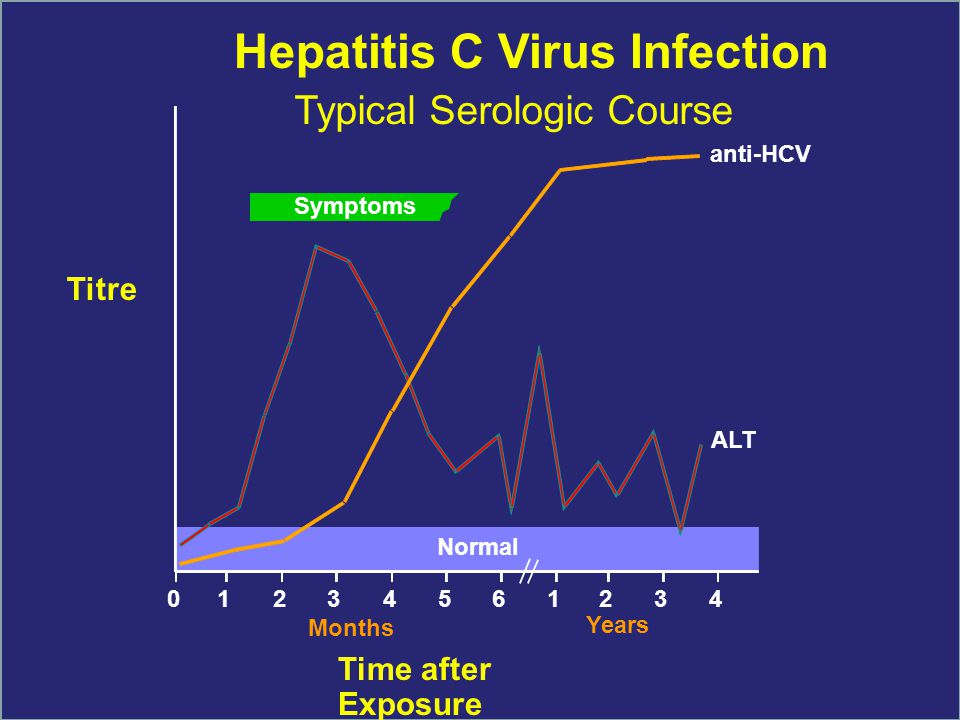 Hepatitis C Virus Infection