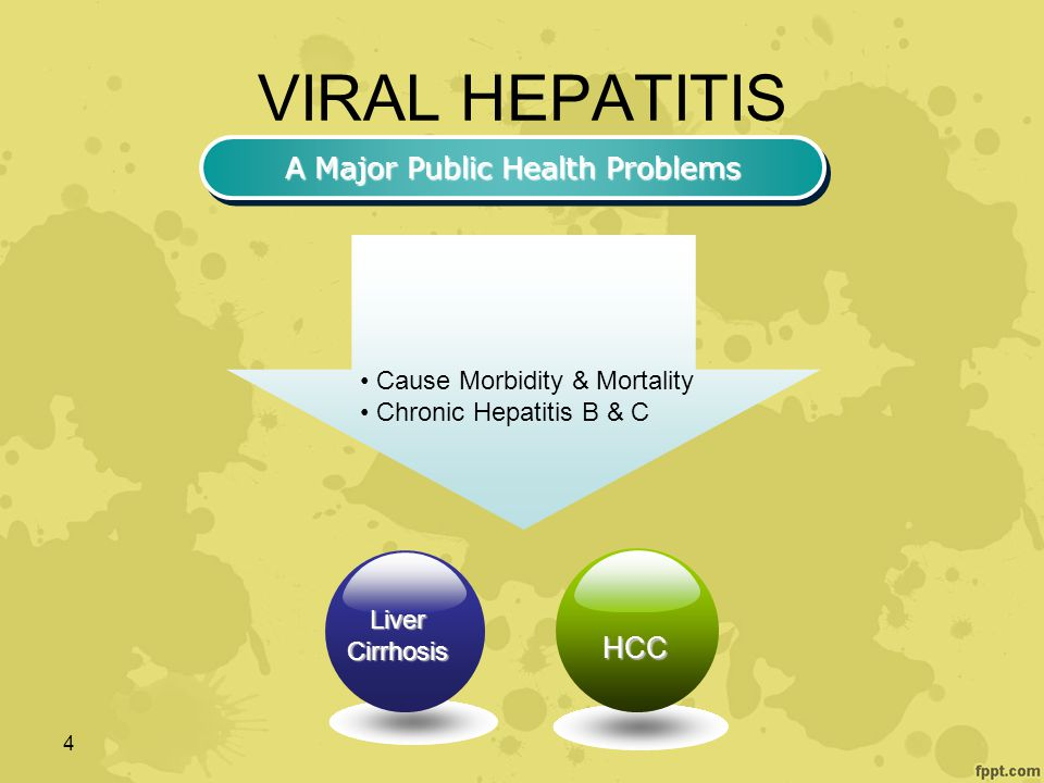 A Major Public Health Problems