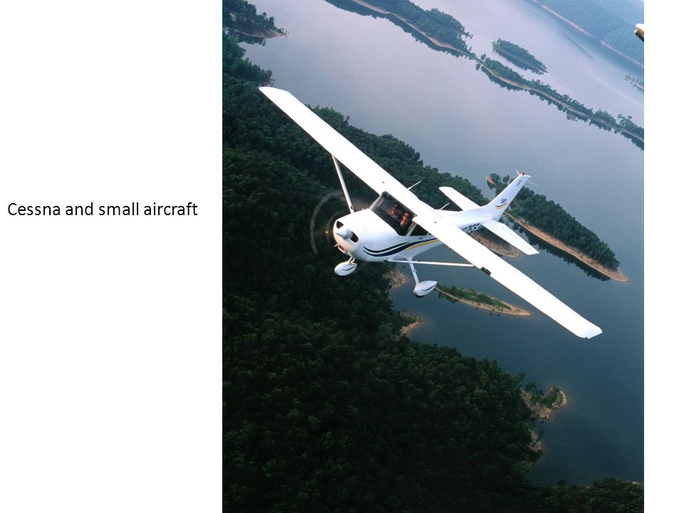 Cessna and small aircraft