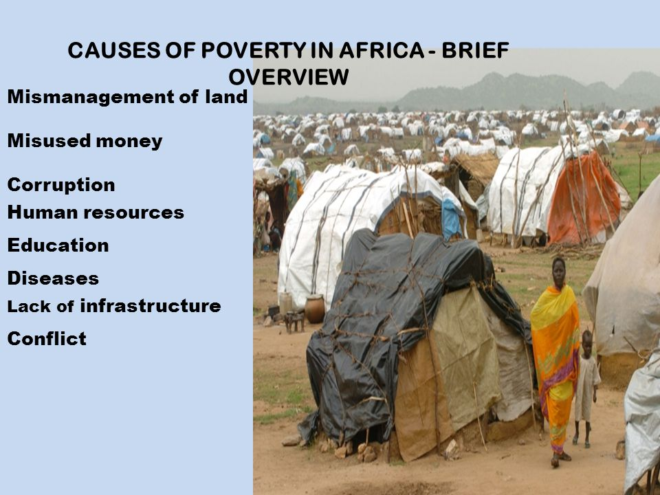 What Are the Main Causes of Poverty?