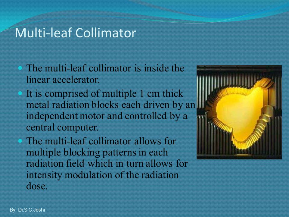 Multi-leaf Collimator