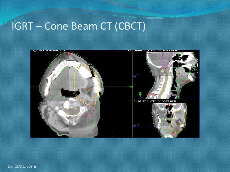 IGRT – Cone Beam CT (CBCT)