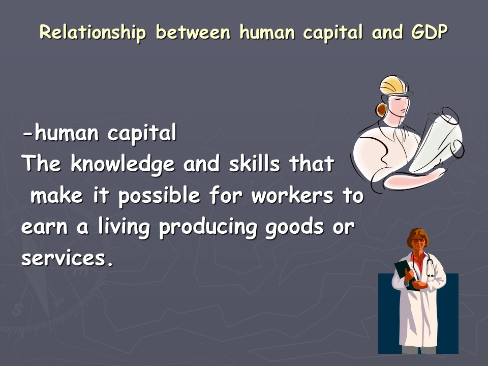 relationship between entrepreneur human capital and hr Here is a list of hr concerns entrepreneurs face and tips to combat the potential   the employee's relationship with their direct manager.