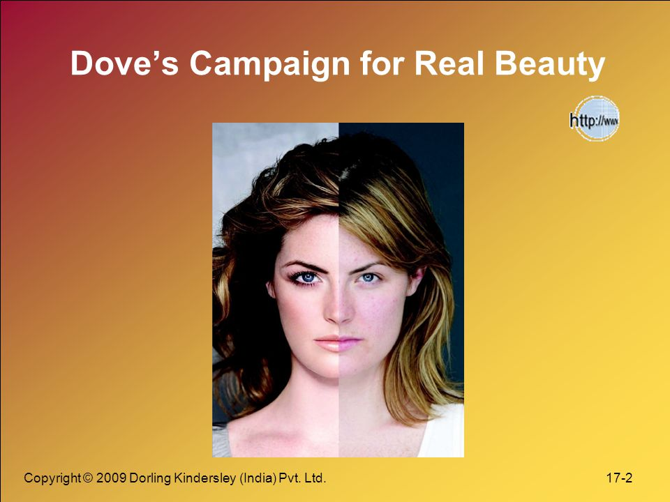 Dove's Campaign for Real Beauty