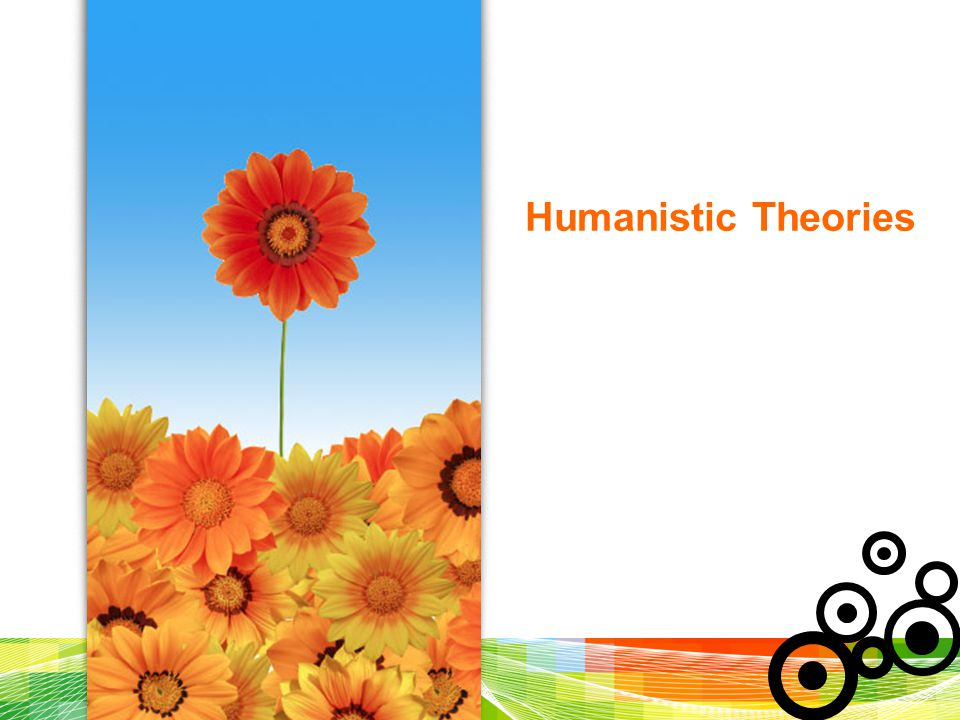 Humanistic Theories Mastering11.20