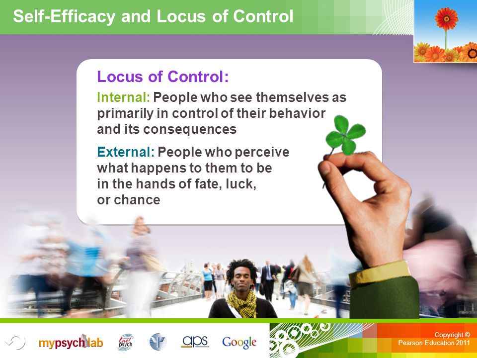 Self-Efficacy and Locus of Control