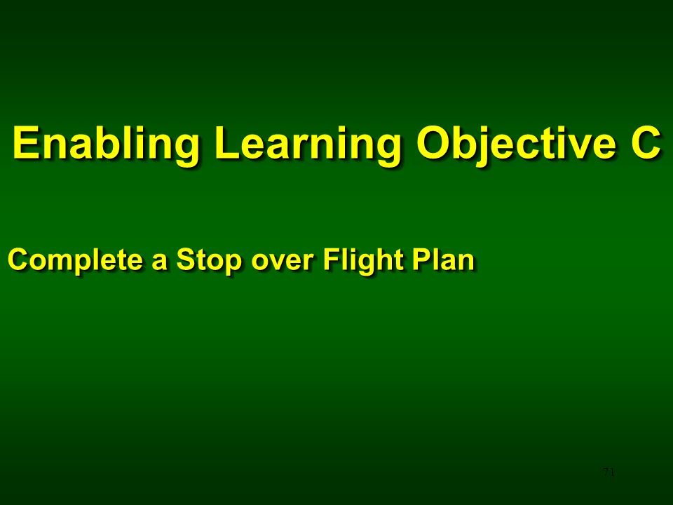 Enabling Learning Objective C