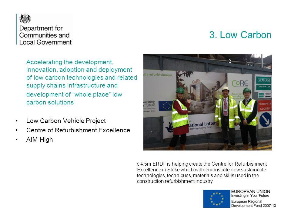 3. Low Carbon