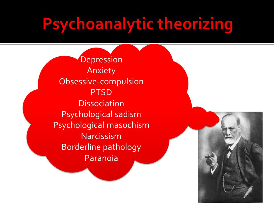 Psychoanalytic theorizing