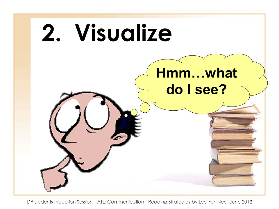 2. Visualize Hmm…what do I see