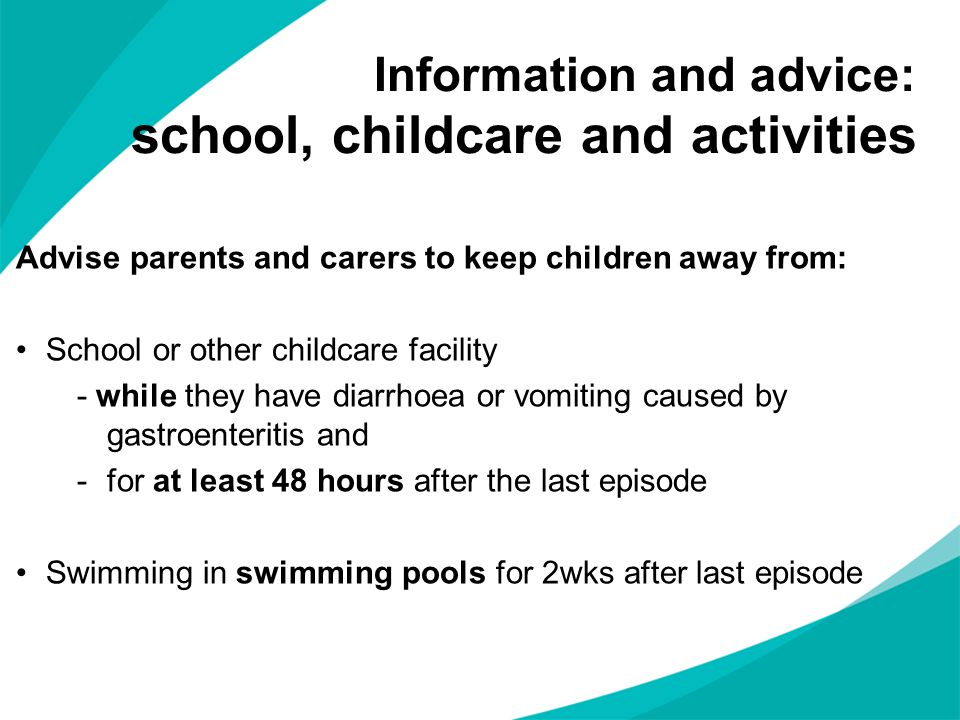 Information and advice: school, childcare and activities