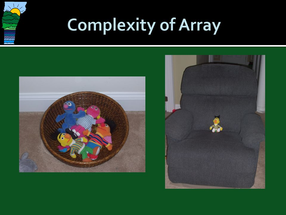 Complexity of Array