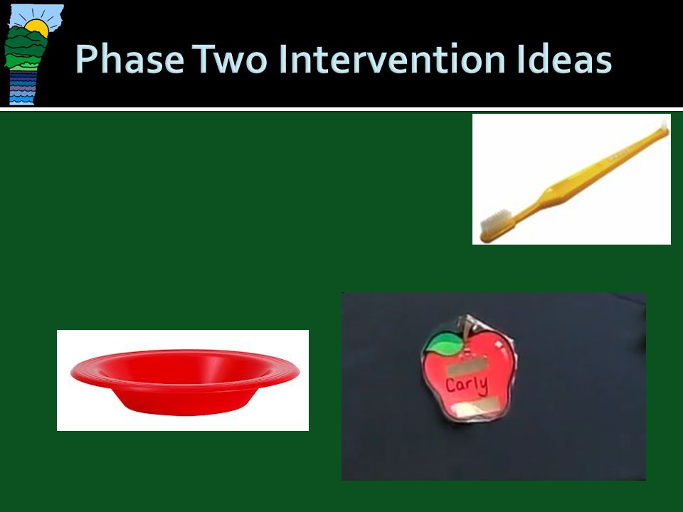 Phase Two Intervention Ideas