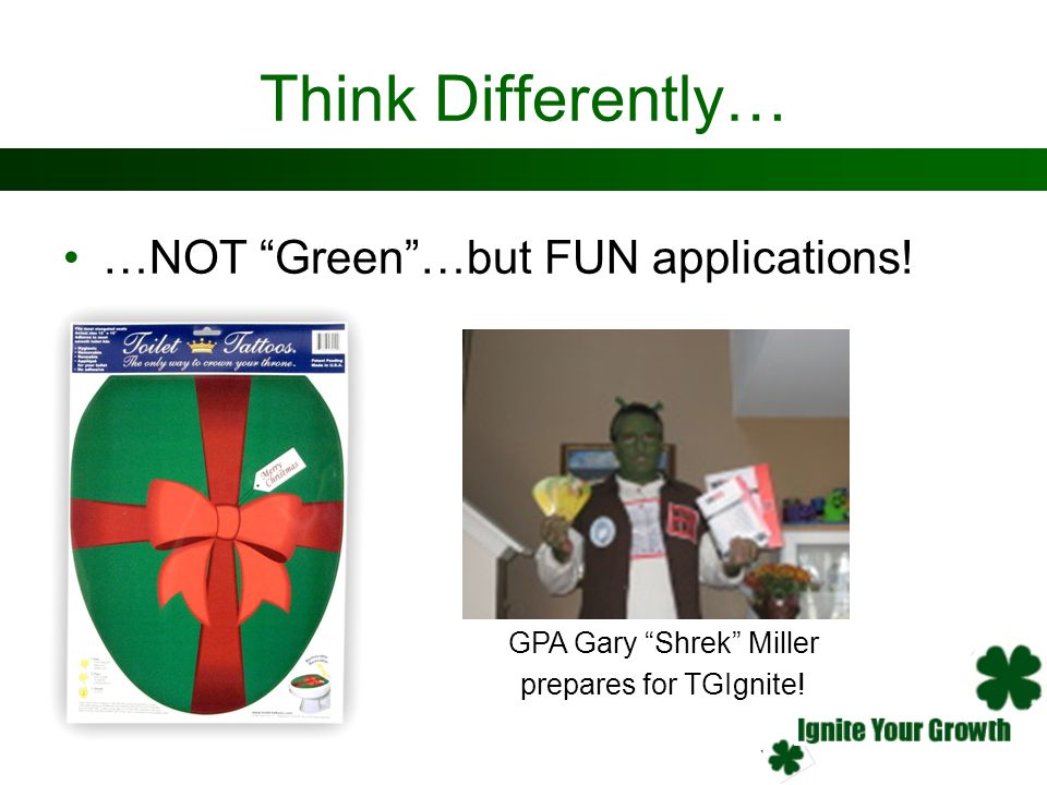 GPA Gary Shrek Miller