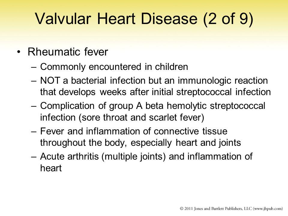 Valvular Heart Disease (2 of 9)