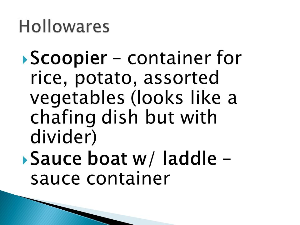 Sauce boat w/ laddle – sauce container