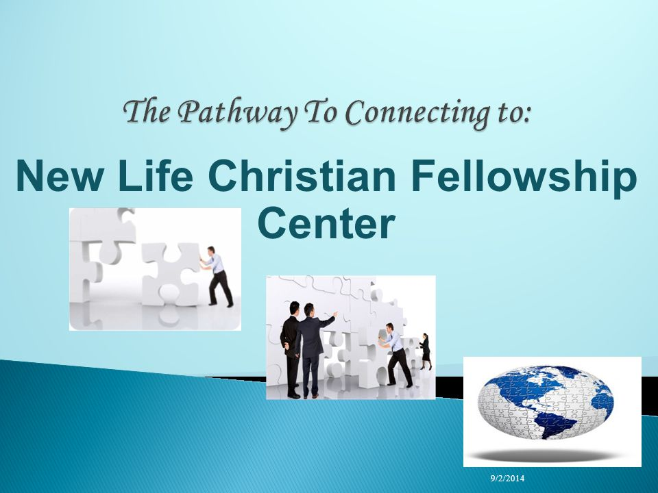 The Pathway To Connecting to: