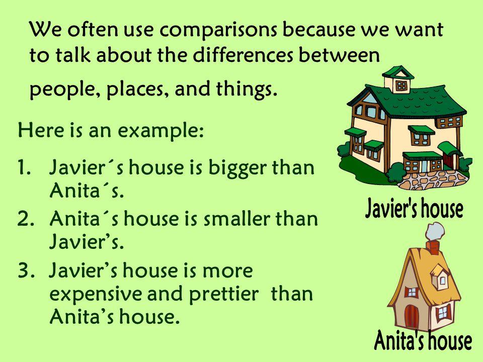 Javier s house Anita s house