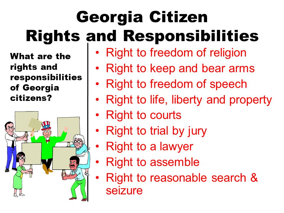 Explaining the Bill of Rights
