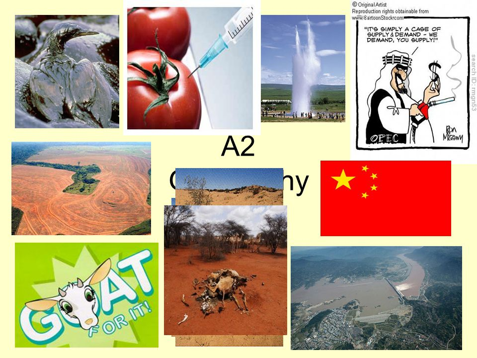 A2 Geography