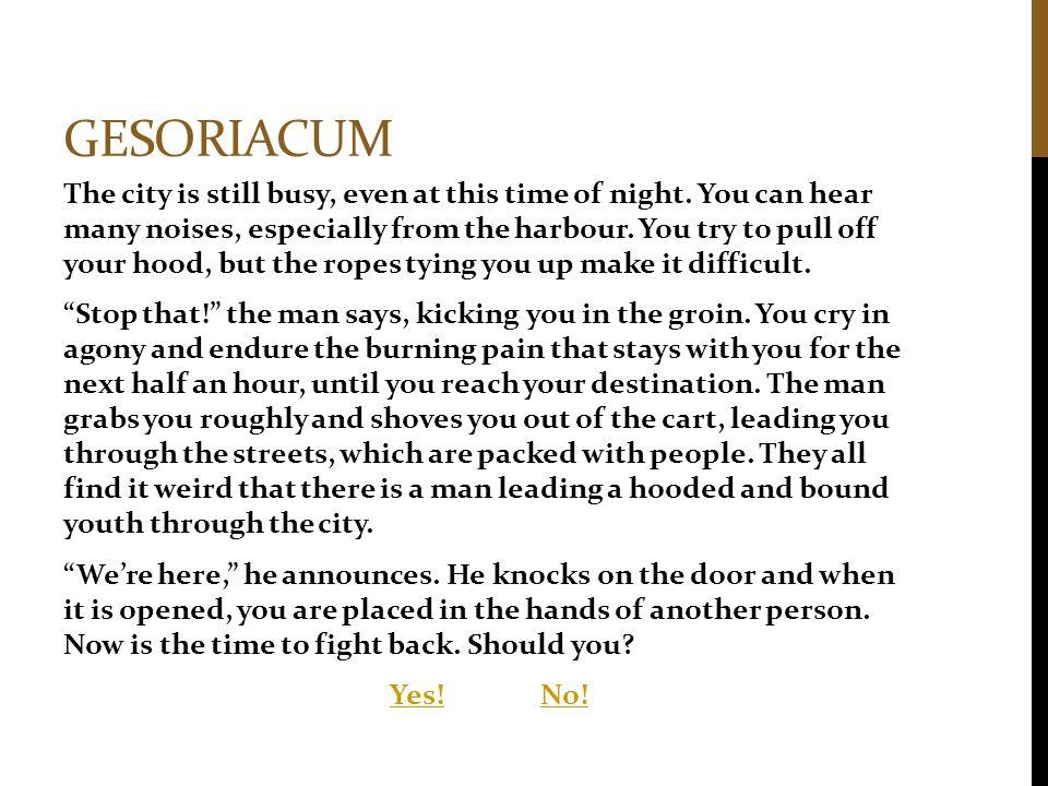 Gesoriacum
