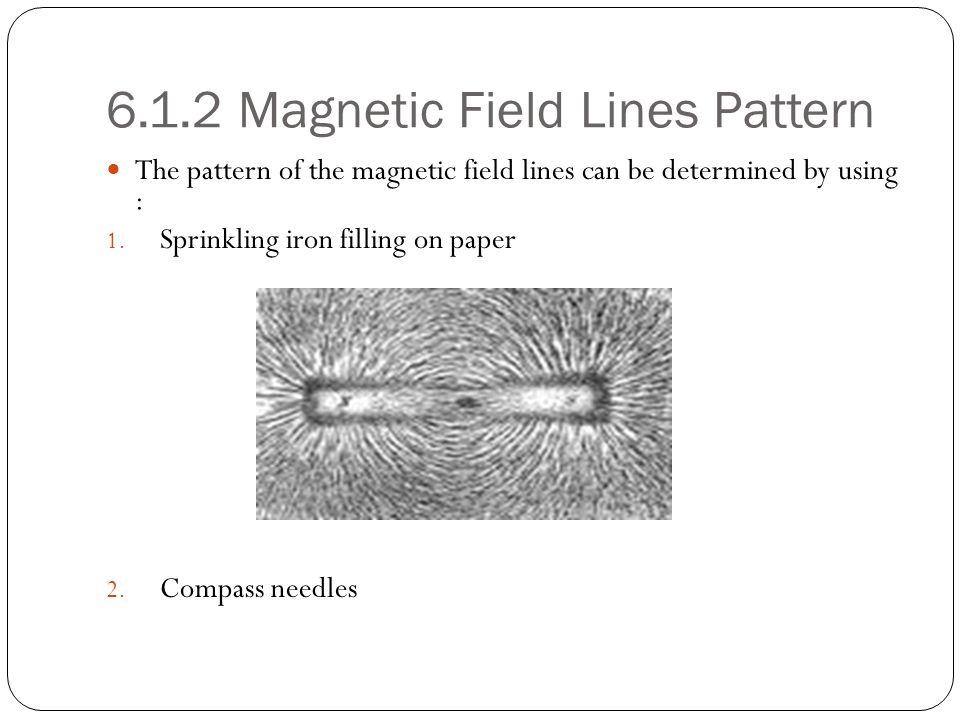 6.1.2 Magnetic Field Lines Pattern