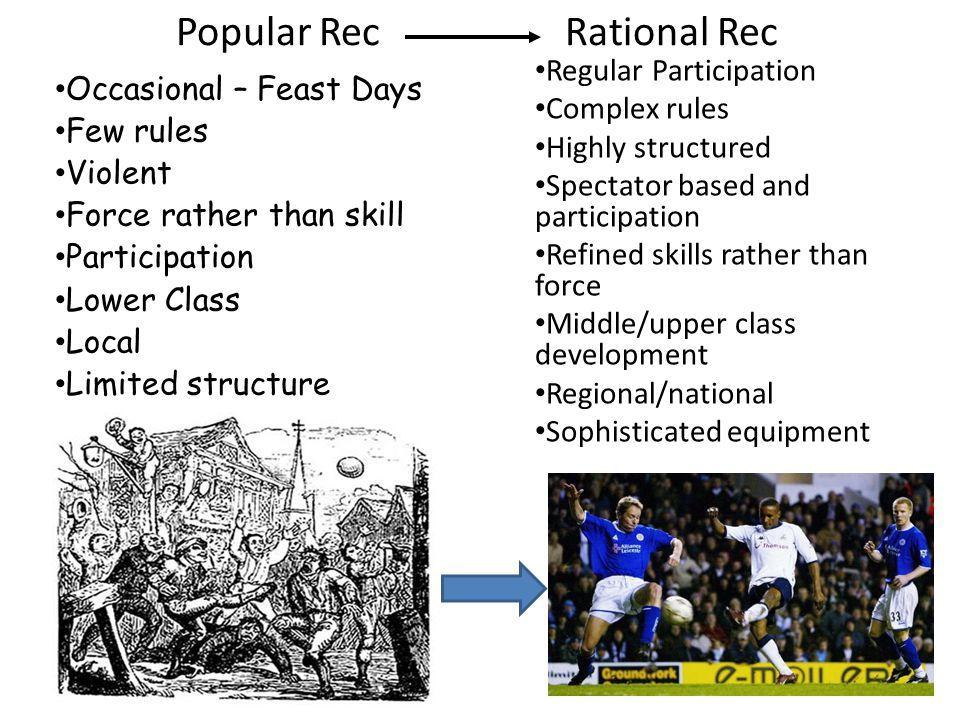 Popular Rec Rational Rec
