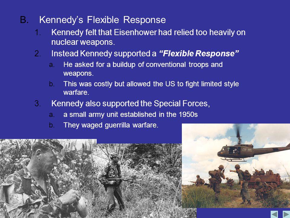 Kennedy's Flexible Response