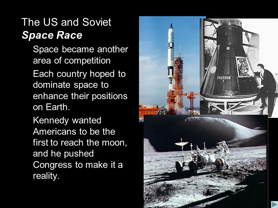The US and Soviet Space Race