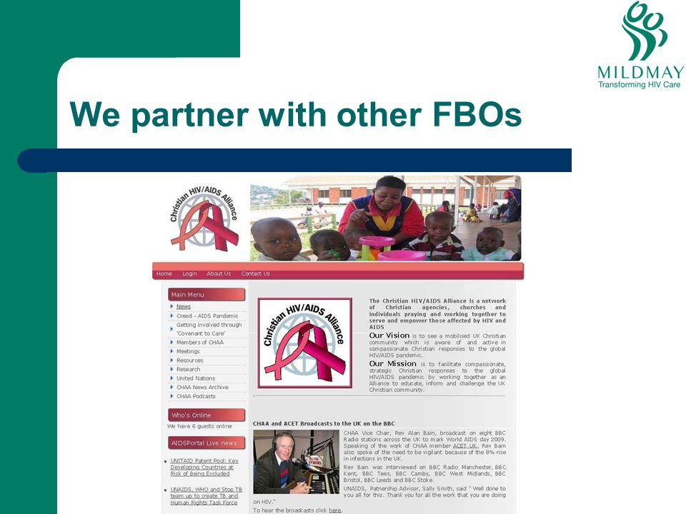 We partner with other FBOs