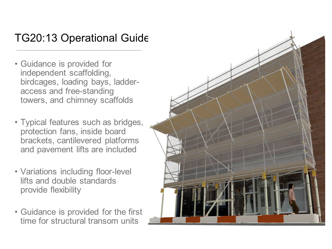 TG20:13 Operational Guide