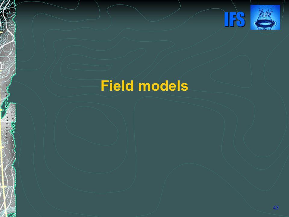 Field models