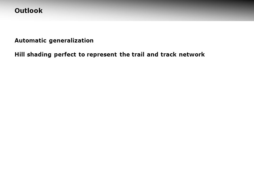 Outlook Automatic generalization