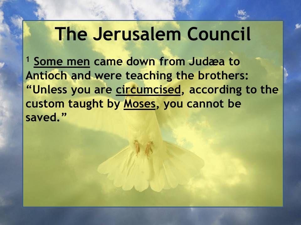 The Jerusalem Council