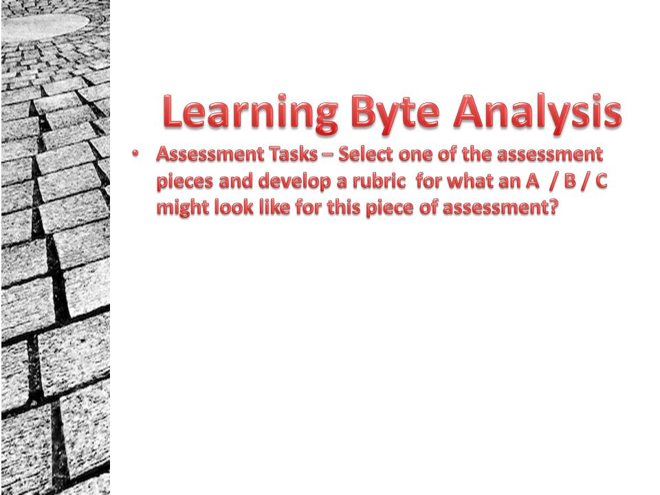 Learning Byte Analysis
