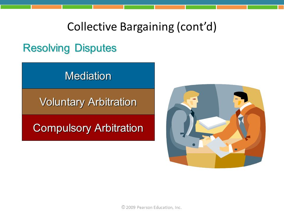 Collective Bargaining (cont'd)